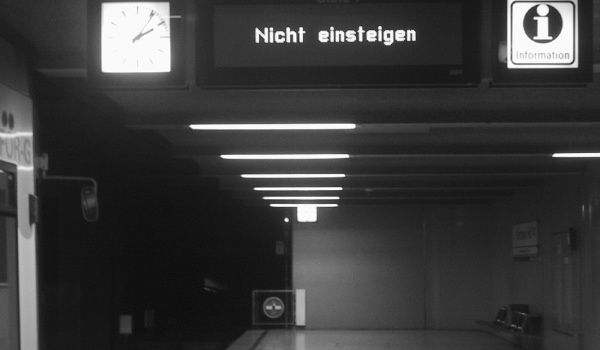 Bochum, U-Bahnhof