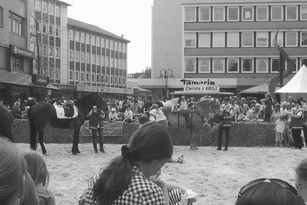 Bottrop, Pferdemarkt