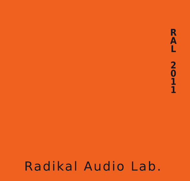 CD-Cover RAL 2011