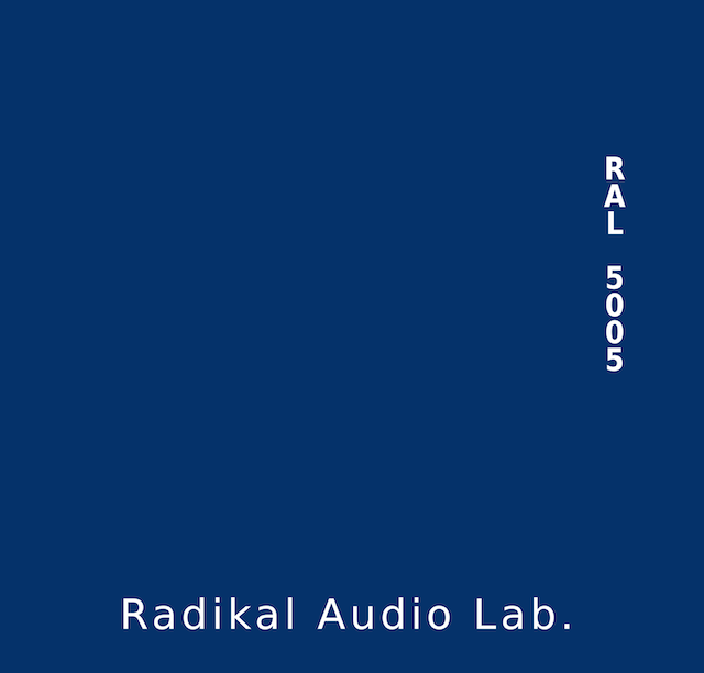 CD-Cover RAL 5005