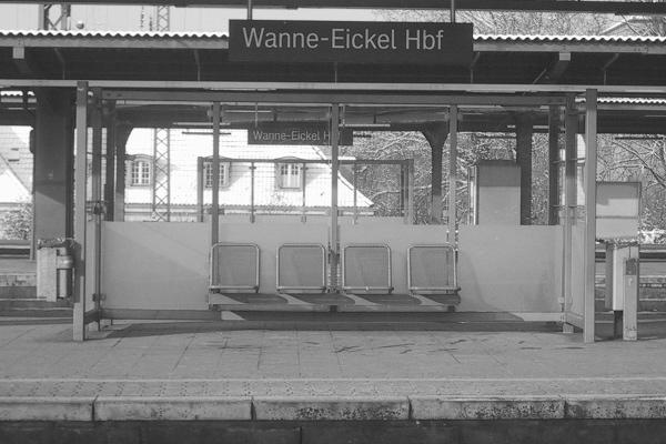 Herne, Wanne-Eickel Hbf